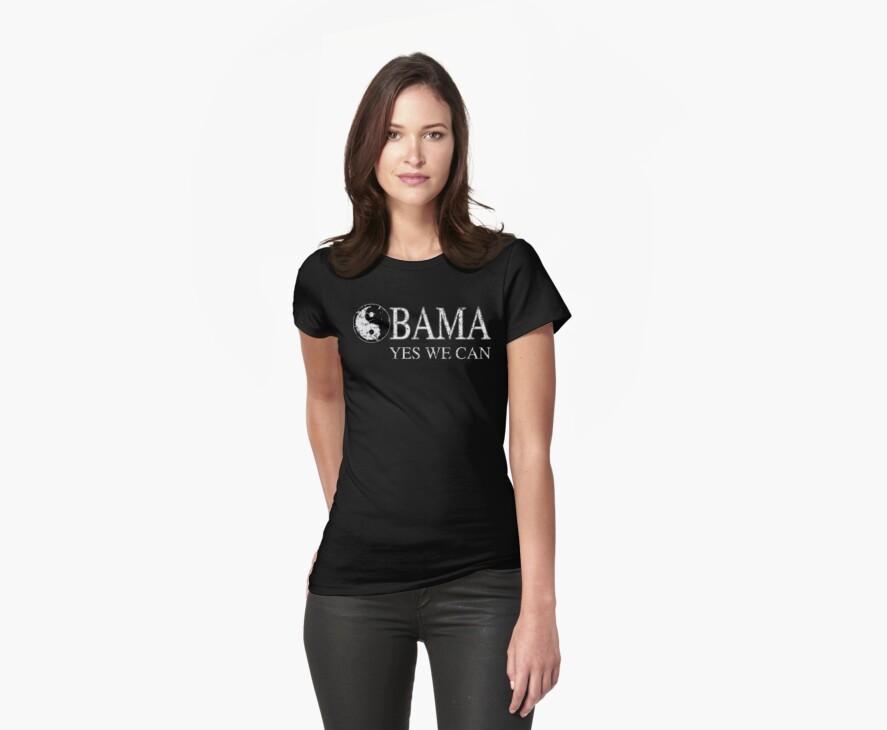 Yin Yang Obama Yes We Can! by barackobama
