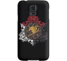 Fairy Tail Dragon Slayers logo Samsung Galaxy Case/Skin