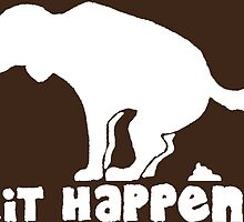 """..it happens"" design, inspired by true events by ARTmuffin"