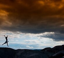 Leap of Faith by Andreas Stridsberg