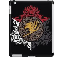 Fairy Tail Dragon Slayers logo iPad Case/Skin