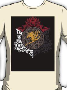 Fairy Tail Dragon Slayers logo T-Shirt