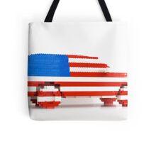 American SUV Tote Bag