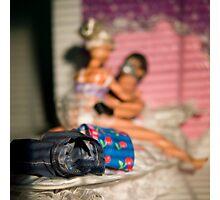 Bad Barbie 3 Photographic Print
