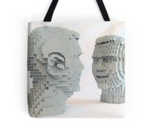 The accomplished man Tote Bag