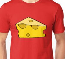 CHEESE FOR SMILE  Unisex T-Shirt