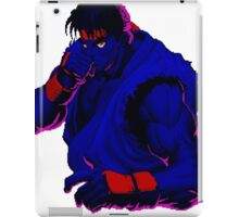 Street Fighter II Intro iPad Case/Skin