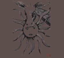 Sun Shines One Piece - Short Sleeve