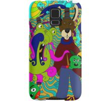 Fruits and Vegetables not enough! Samsung Galaxy Case/Skin