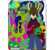 Fruits and Vegetables not enough! iPad Case/Skin