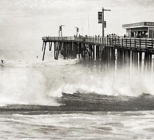 Rough Waters  by CarolM