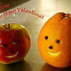 Hello Darling...will you be my Valentine? by Gilberte