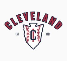 Cleveland Arrowhead by WeBleedOhio