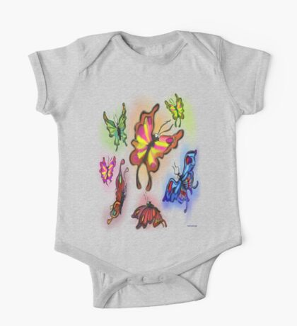 Butterflies Kids Clothes