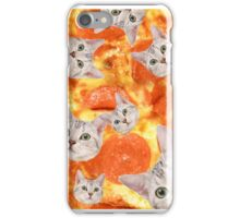Pizza and Pussy iPhone Case/Skin
