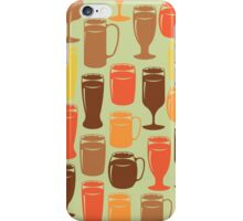 Simple beer iPhone Case/Skin