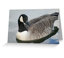 i'm quackers about you Greeting Card