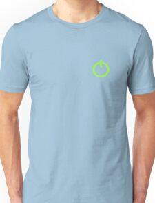 Power Up! -logo Unisex T-Shirt