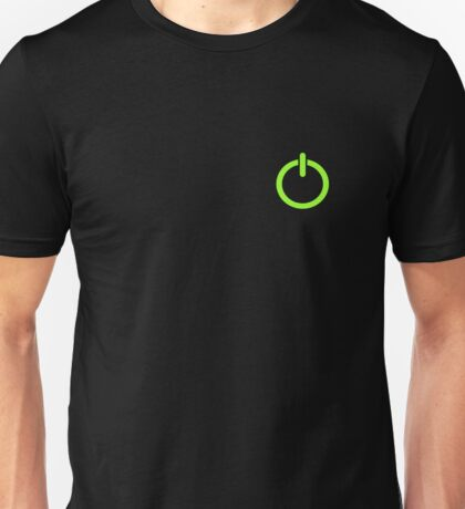 Power Up! -logo Unisex T-Shirt