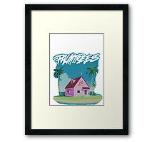 Palm Trees  Framed Print