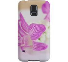 Thai Orchid Garland Samsung Galaxy Case/Skin