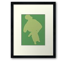 Isabelle Simplistic Framed Print