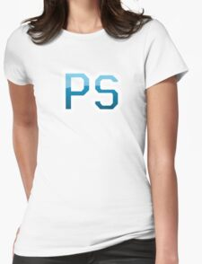 Ps Womens Fitted T-Shirt