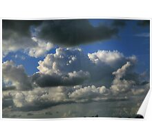 SKY HDR Poster