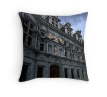 The Gate Throw Pillow