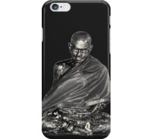 Golden Buddha statue V3 Brighter iPhone Case/Skin