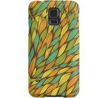 Hand drawn swirly pattern Samsung Galaxy Case/Skin