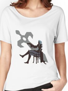 Virion - Sunset Shores Women's Relaxed Fit T-Shirt