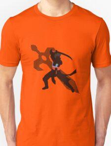 Lon'Qu - Sunset Shores Unisex T-Shirt