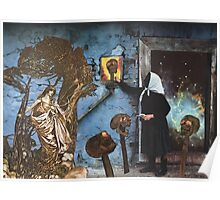 Baba Yaga Gives Vasilisa the Beautiful The Power To Blow The Heads Off Her Foes Poster