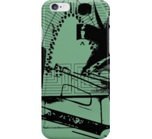 ELECTRIC IRON GRAPHIC  iPhone Case/Skin