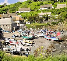 Cadgwith Revisited by snurfdood