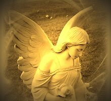 Angel Voices Say by Marie Sharp