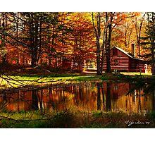 Fall Fantasy Photographic Print