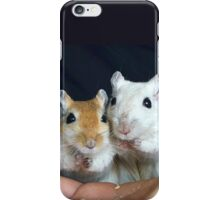 Gerbil 10 iPhone Case/Skin