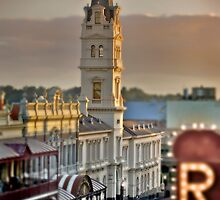 Ballarat Post Office by Craig Mitchell