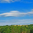 Verona Sky by Leslie Wood