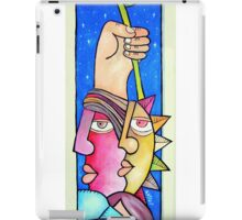 pintura mural, Felipe Garcia iPad Case/Skin