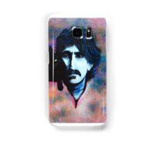 Zappa and cat in nebula 47 Samsung Galaxy Case/Skin