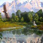 """Majestic Reflections"" by Ruth Kauffman"
