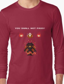 Retro Balrog Long Sleeve T-Shirt