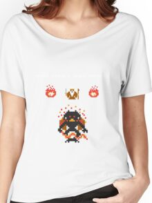 Retro Balrog Women's Relaxed Fit T-Shirt
