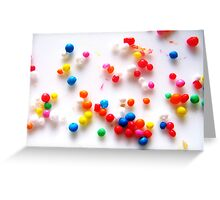 100s and 1000s Greeting Card