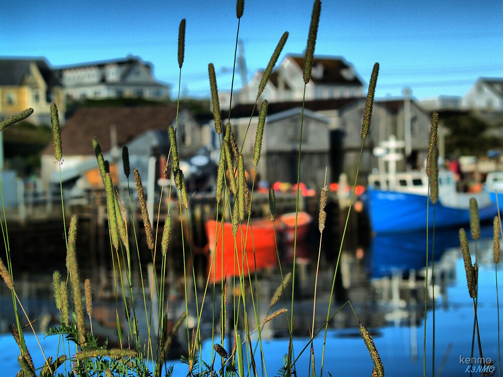 Peggy's Cove by kenmo