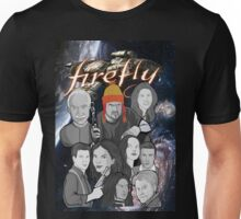 Firefly crew collage Unisex T-Shirt