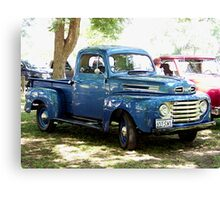 1948 Ford Pick Up Truck Canvas Print